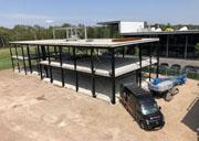 Complete constructie inclusief prefabvloeren Nijverdal