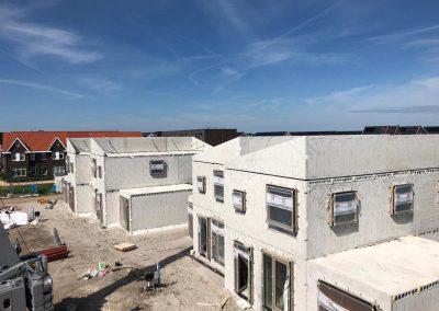 11 nieuwbouwwoningen in Zwolle